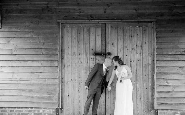 Wedding Photography By Old Barn