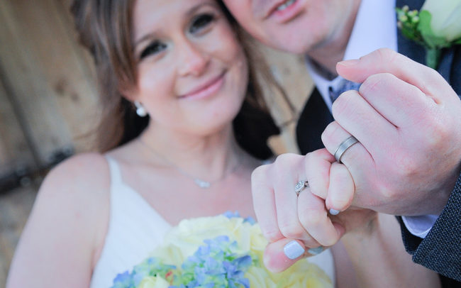 Wedding Photography Ring Picture